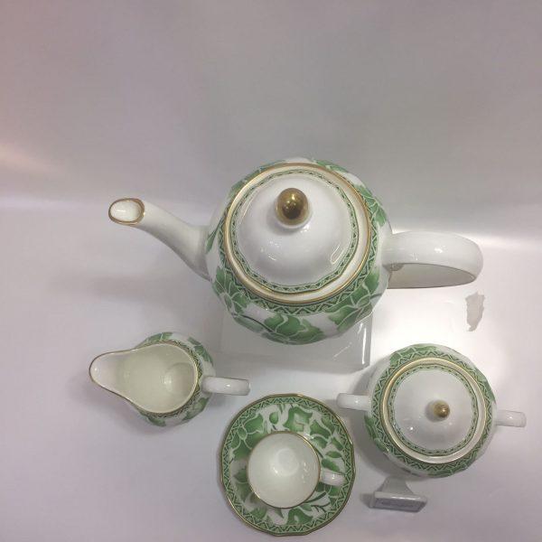 DUCHESSA SHEHERAZADE BONE CHINA CAFFE' 15 PZ RICHARD GINORI