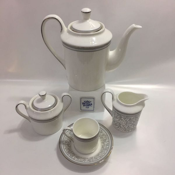 EDERA ANTINEA CAFFE' 15 PZ BONE CHINA RICHARD GINORI