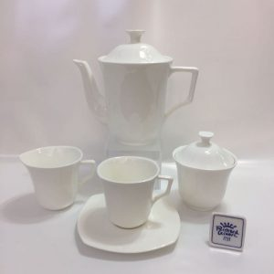 SIRIO BIANCO TE' 15 PZ. BONE CHINA RICHARD GINORI