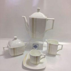 VELA SAHARA BONE CHINA CAFFE' 15 PZ RICHARD GINORI