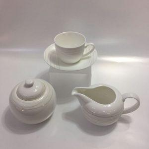 CAFFE' 14 PZ. ARTICO FADE BONE CHINA