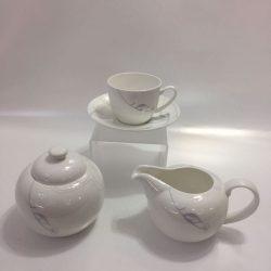CAFFE' 14 PZ. FADE ALINA KIKO BONE CHINA