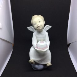 NAO HAND MADE PORCELAIN BUON COMPLEANNO