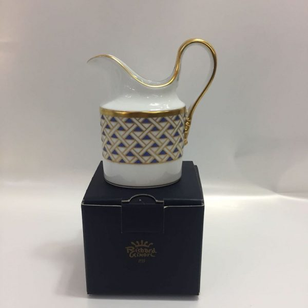 CAFFE' 9 PZ. PORCELLANA DIAMANTE RICHARD GINORI