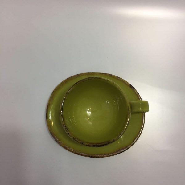 TAZZE CAFFE' CERAMICHE VIRGINIA