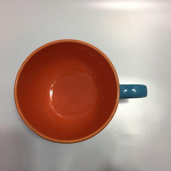 TAZZE CAFFE' TOP BARCELLONA CERAMICA PAGNOSSIN